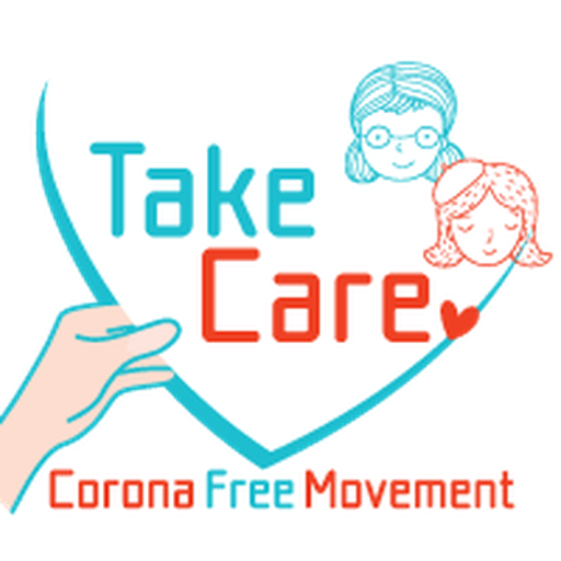 Corona Free Movement - Sticker 8