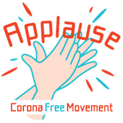 Corona Free Movement - Sticker 19