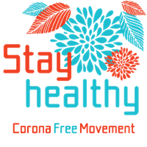 Corona Free Movement - Sticker 17
