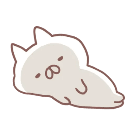 Penguin and Cat days - Sticker 30