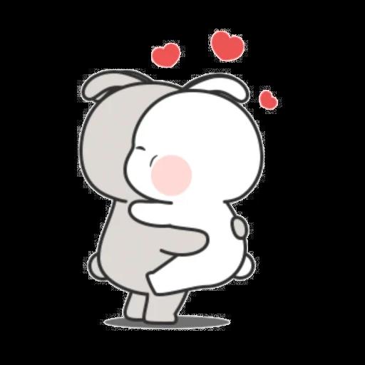 Bunny - Sticker 14