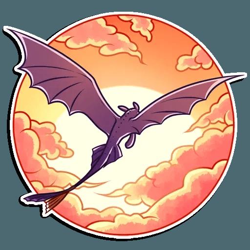 Toothless - Sticker 4