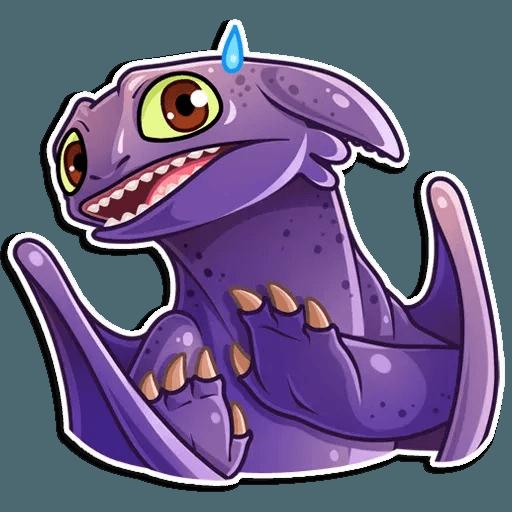 Toothless - Sticker 12