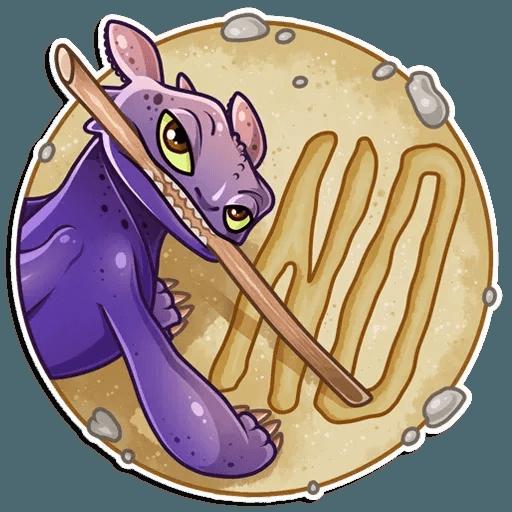 Toothless - Sticker 23