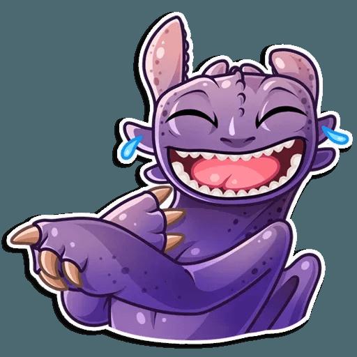 Toothless - Sticker 3