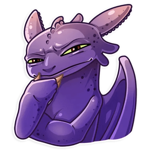 Toothless - Sticker 18