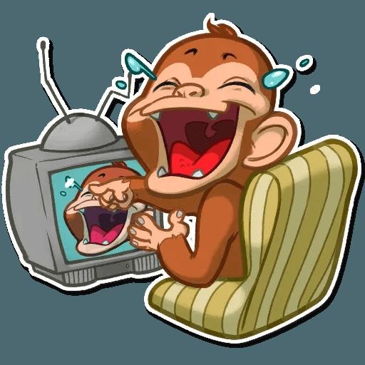 Monkey - Sticker 13