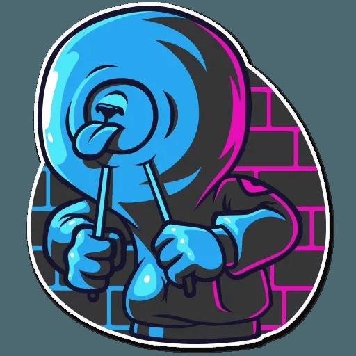 Rab - Sticker 9