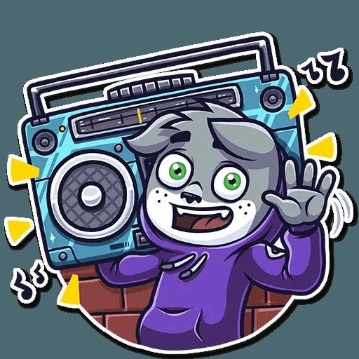 Rab - Sticker 5