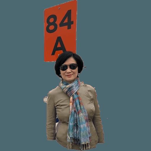 葉劉姐姐j圖集 - Sticker 8