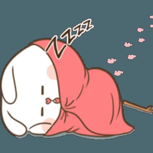 Puffy Rabbit 4 - Sticker 15