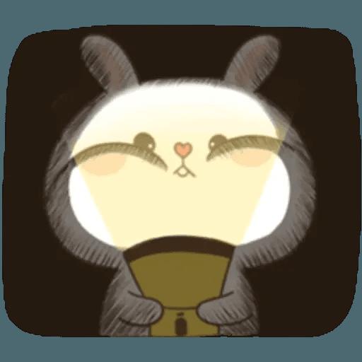 Puffy Rabbit 4 - Sticker 23