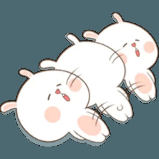 Puffy Rabbit 4 - Sticker 17