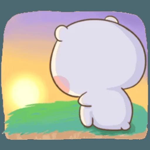 Puffy Rabbit 4 - Sticker 12