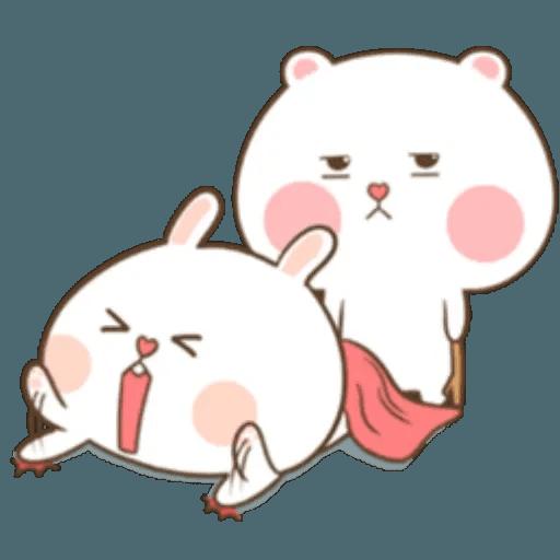 Puffy Rabbit 4 - Sticker 14