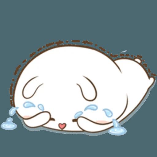 Puffy Rabbit 4 - Sticker 25