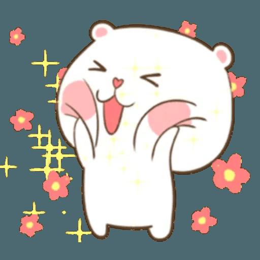 Puffy Rabbit 4 - Sticker 6