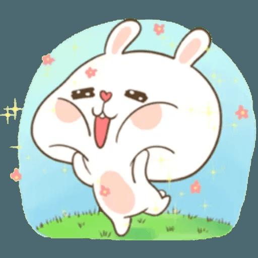 Puffy Rabbit 4 - Sticker 9