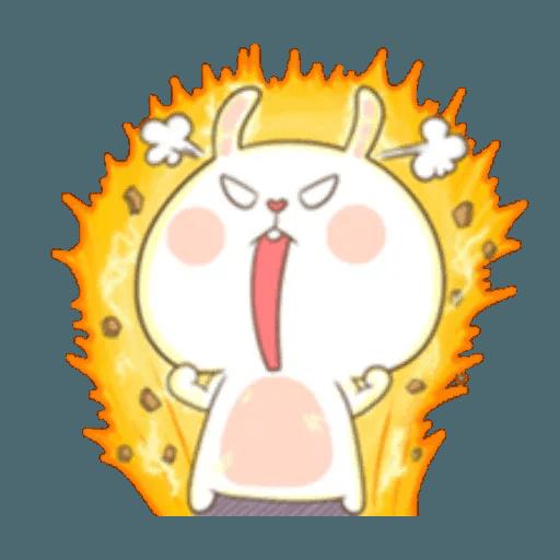 Puffy Rabbit 4 - Sticker 7