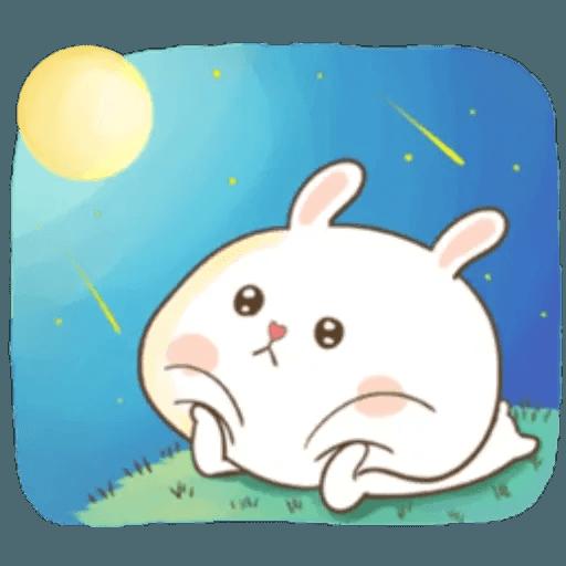 Puffy Rabbit 4 - Sticker 11