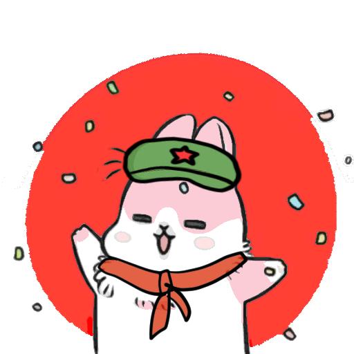 賤兔HK3 - Sticker 3