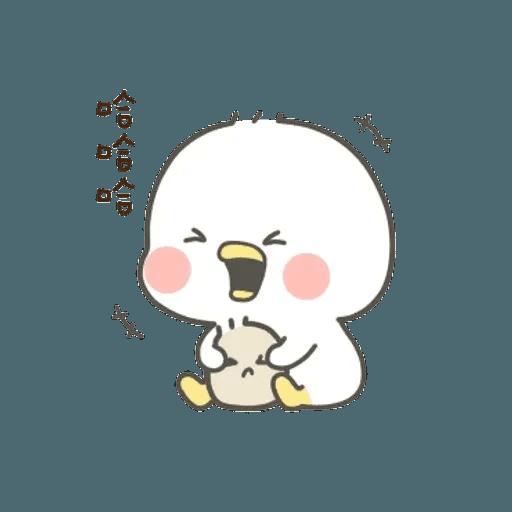 小鸭皮 - Sticker 1