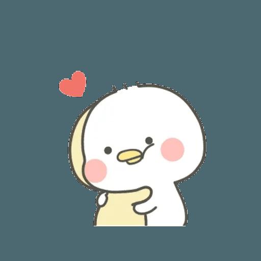 小鸭皮 - Sticker 2