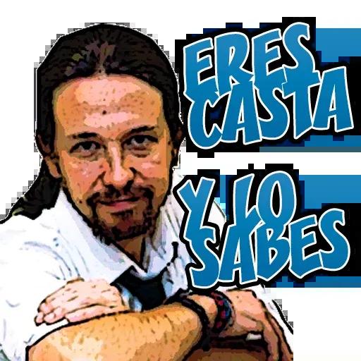 Spanish Revolution - Sticker 11