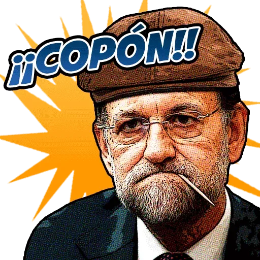 Spanish Revolution - Sticker 26