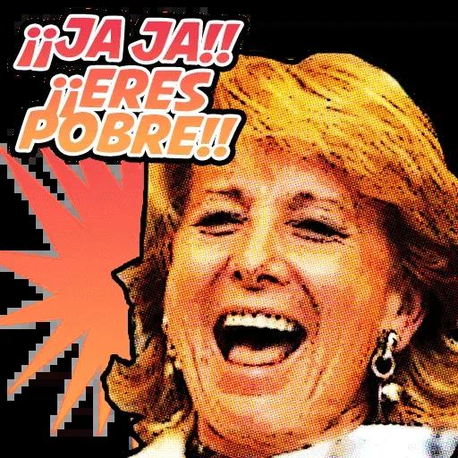 Spanish Revolution - Sticker 3