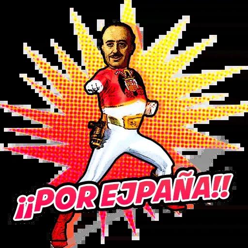 Spanish Revolution - Sticker 17