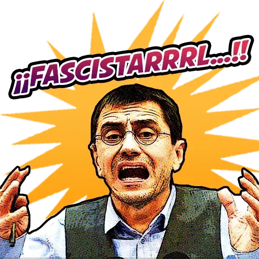 Spanish Revolution - Sticker 10