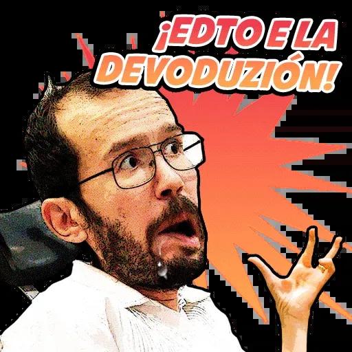 Spanish Revolution - Sticker 7
