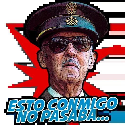 Spanish Revolution - Sticker 1