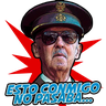 Spanish Revolution - Tray Sticker