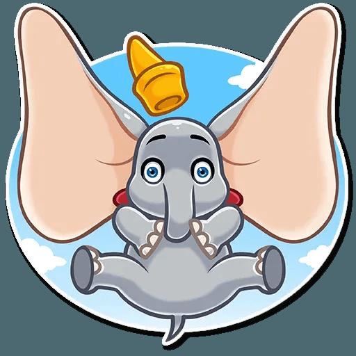 Dumbo - Sticker 15