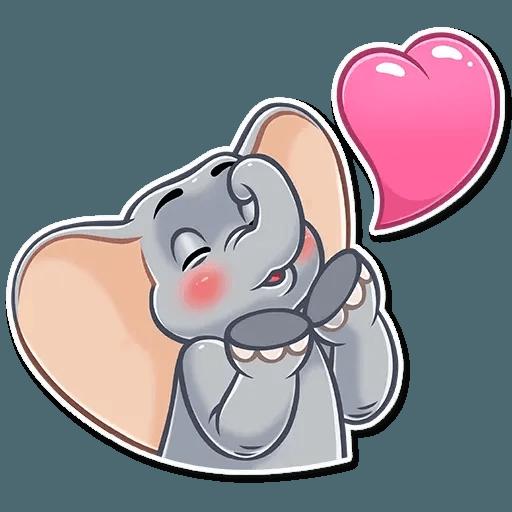 Dumbo - Sticker 5
