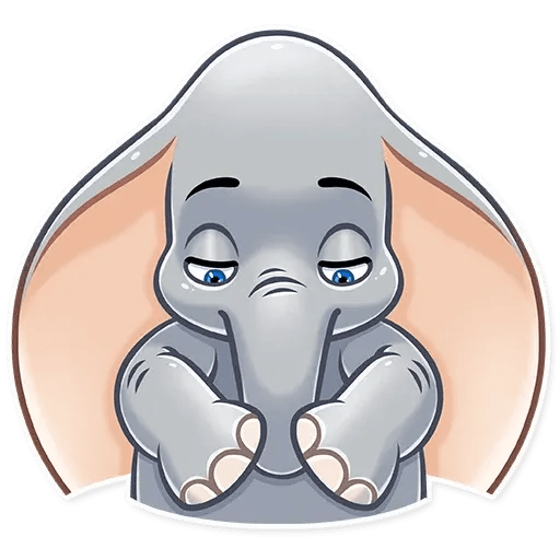 Dumbo - Sticker 23