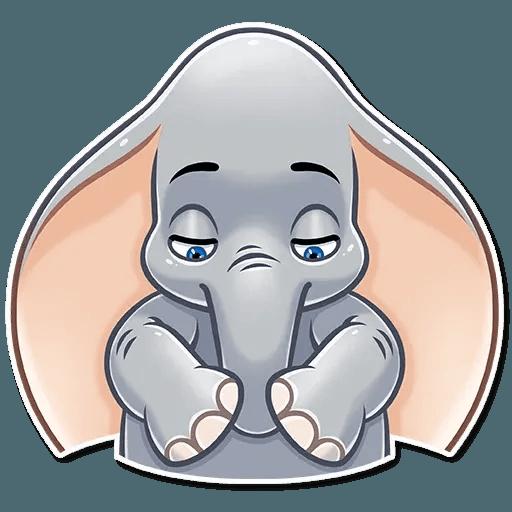 Dumbo - Sticker 23