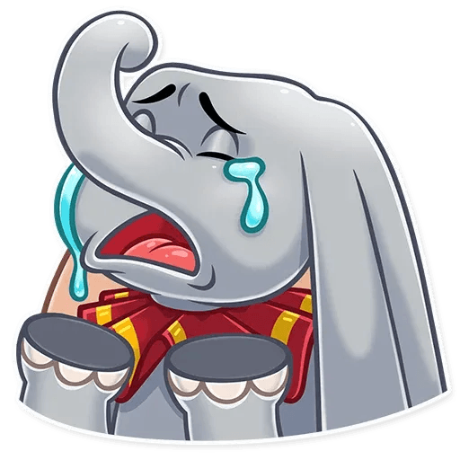 Dumbo - Sticker 25