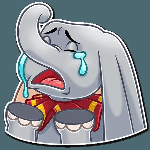 Dumbo - Sticker 25