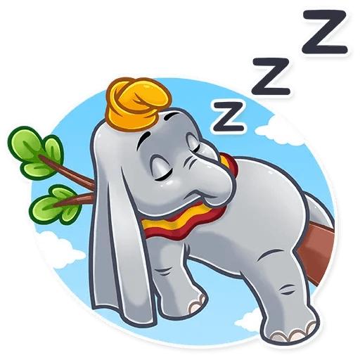 Dumbo - Sticker 18