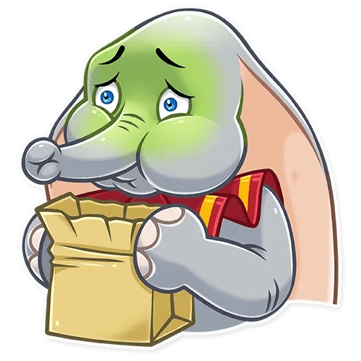 Dumbo - Sticker 22