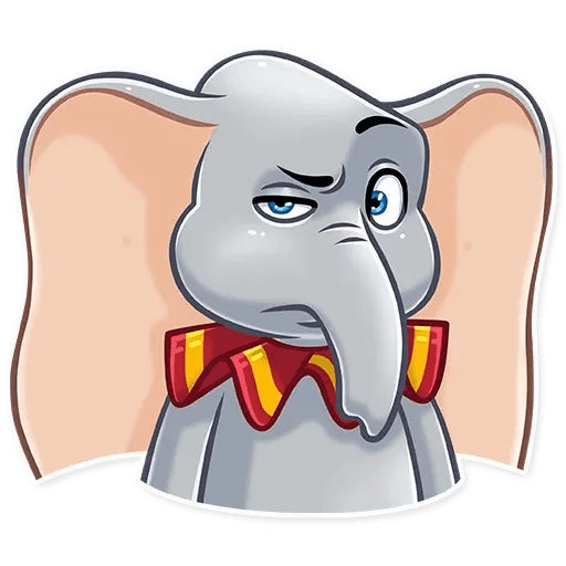 Dumbo - Sticker 19