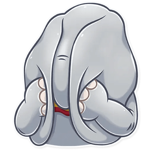 Dumbo - Sticker 16