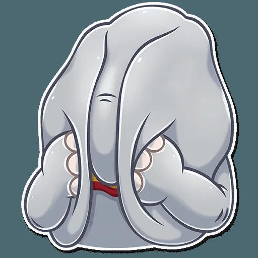 Dumbo - Sticker 16