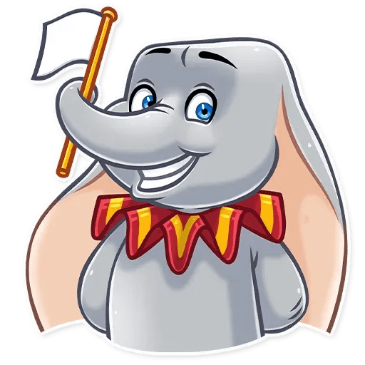Dumbo - Sticker 8