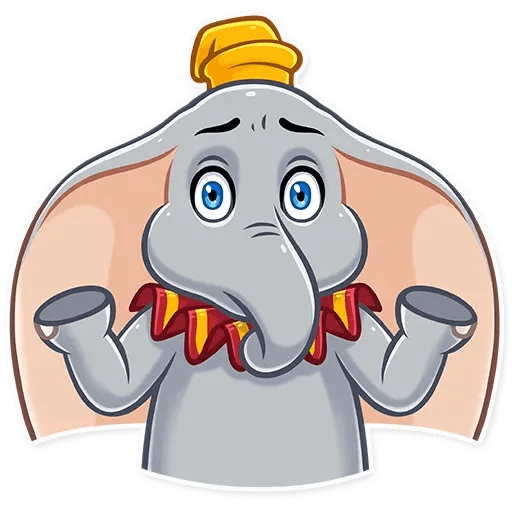 Dumbo - Sticker 4