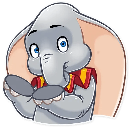 Dumbo - Sticker 20