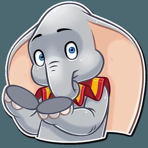 Dumbo - Sticker 20